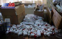 بیش از ۱۰ هزار قلم داروی قاچاق در مرز دوغارون تایباد کشف شد