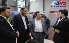 بازدید دبیر شورایعالی فضای مجازی از غرفه منطقه ویژه اقتصادی پیام در نمایشگاه الكامپ