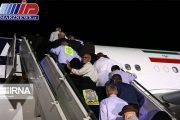 نخستین گروه زائران آذربایجانشرقی به خانه خدا مشرف شدند