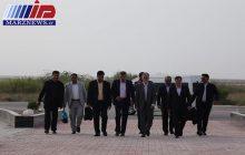 وزیر فرهنگ و ارشاد اسلامی وارد بندرعباس شد