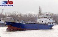 بازگشت خدمه کشتی باری غرق شده