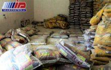 ۲۰ تن برنج قاچاق در مرز پرویزخان کشف شد