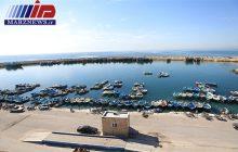 آغاز طرح ساماندهی قایق های صیادی بندر کنگان بوشهر