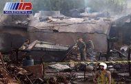 ۱۷ کشته بر اثر سقوط هواپیما در پاکستان