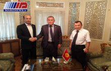 آمادگی قرقیزستان برای انتقال کالا از طریق بندر چابهار