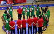 تیم ملی بسکتبال ایران در اردوی روسیه