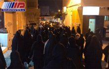 تظاهرات بحرینی ها در محکومیت اعدام دو فعال سیاسی ادامه دارد