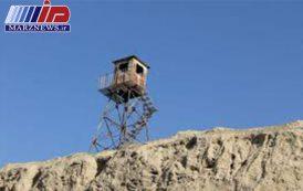شهادت مرزبان دهلرانی با پرتاب از برجک دیده بانی