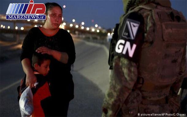 آمریکا حامیان مهاجران را در مرز مکزیک آزار میدهد