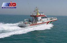 سه خدمه شناور غرق شده در آب های عسلویه نجات پیدا کردند
