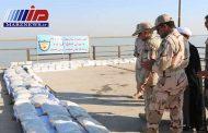 بیش از ۱،۵ تن مواد مخدر در آب های خلیج فارس کشف و ضبط شد