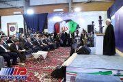 افتتاح ۶ هزار میلیارد تومان طرح در آذربایجان شرقی، نشان امید ملت است