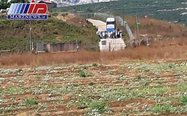 جدیدترین تحرکات خطرناک صهیونیستها در نزدیکی مرز لبنان