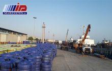 رشد ۱۴ برابری حجم تخلیه کالاهای تجاری در بندر کنگان بوشهر