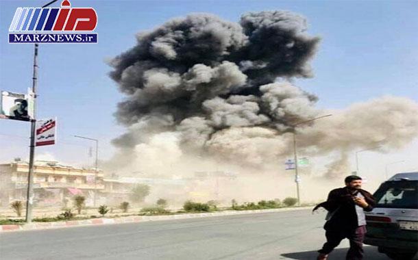 انفجار در کابل با ۹۵ زخمی