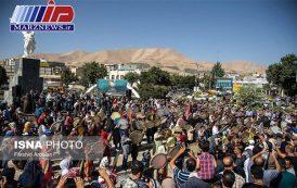 اجتماع بزرگ دف نوازان در پایتخت دف جهان