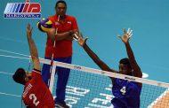 سرعت والیبال ایران عامل پیروزی بر کوبا بود