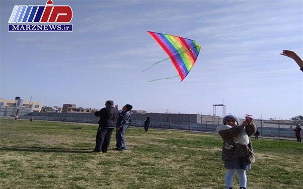 جشنواره پرواز بادبادکها در ایلام برگزار میشود