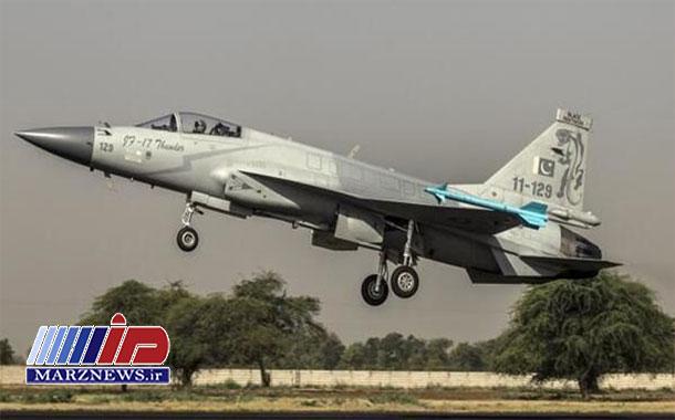 پاکستان جنگنده های خود را به نزدیکی مرز هند منتقل کرد
