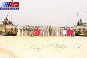 ترکیه پایگاه نظامی جدید خود را در قطر پاییز افتتاح میکند
