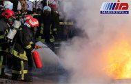 اتصال برق چهار مغازه را در اهواز به آتش کشید