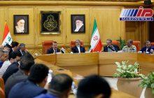 دیدار و گفتوگوی وزرای کشور ایران و عراق