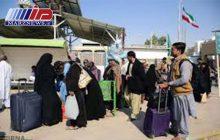 ورود ۷۰ هزار زائرحسيني کشور پاکستان از طريق مرز ميرجاوه به کشور