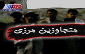 دستگیری ۵۰۰متجاوز مرزی در مرز تایباد