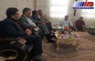 دیدار با آزادگان بازنشسته امور برق شهرستان پارس آباد
