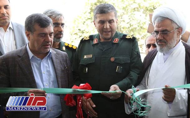 افتتاح کارگاه خیاطی و تولید لباس در محله آیت الله غفاری بندرعباس