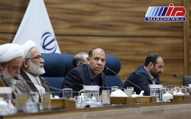 عملکرد سیستم قضایی استان و زیر مجموعه های آن مطلوب است