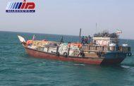 توقيف ۳ فروند شناور با بيش از ۳ ميليارد ريال کالاي قاچاق در