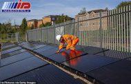 اولین خط ریلی انرژی خورشیدی جهان آغاز به کار کرد