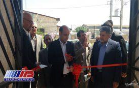 فاز جدید طرح توسعه شرکت فرآورده های لبنی آشوراده در گمیشان افتتاح شد