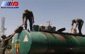 ۳۲ هزار لیتر سوخت قاچاق در کردستان کشف شد