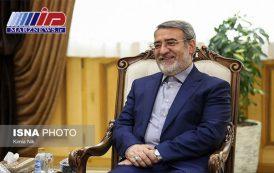 وزیر کشور وارد تبریز شد