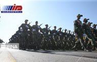 نیروهای مسلح اردبیل اقتدار نظامی خود را به نمایش گذاشتند