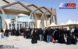 مهران، جایگزین مرز خسروی برای زائران اربعین از آذربایجانغربی شد