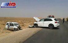 کشته و زخمی شدن ۳ زائر ایرانی در تصادف جادهای عراق + اسامی