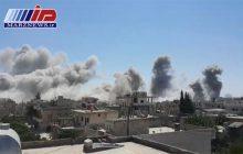 آمریکا آتشبس در ادلب را نقض کرد