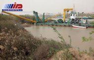 رودخانههای خوزستان لایروبی میشود