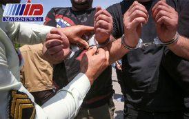 ۳۸۲ متهم قاچاق کالا و ارز در هرمزگان دستگیر شدند