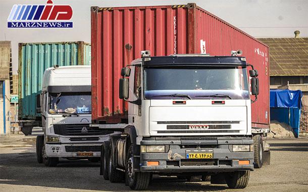 لاستیک یارانه ای برای کامیون های حمل و نقل برون مرزی