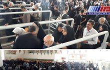تردد ۲۰ هزار زائر عتبات عالیات در پایانه مرزی مهران