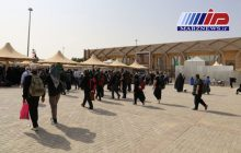 تردد بیش از یک میلیون و ۴۸۴ هزار نفر از مرز مهران