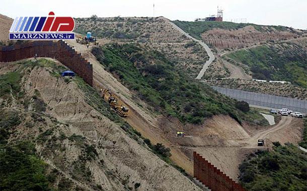 پنتاگون ۳.۶ میلیارد دلار به احداث دیوار در مرز مکزیک اختصاص داد