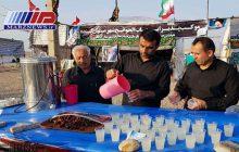 برپایی موکبهای اربعین در عراق آغاز شد