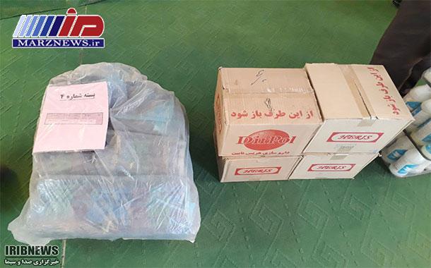 محموله کمک های مردمی اتباع افغانستان به سیل زدگان این کشور ارسال شد