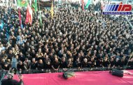 تجمع بزرگ عاشورائیان برگزار شد