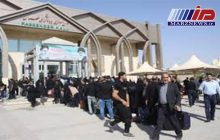 مهران کماکان مرز اصلی تردد زائرین است